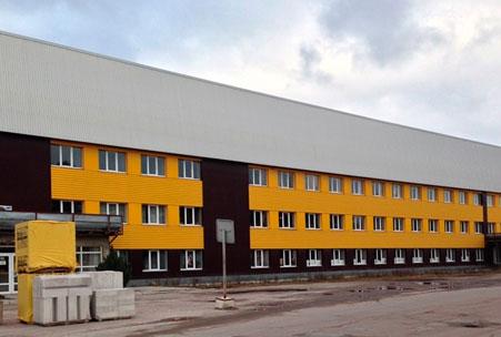 История нашего завода
